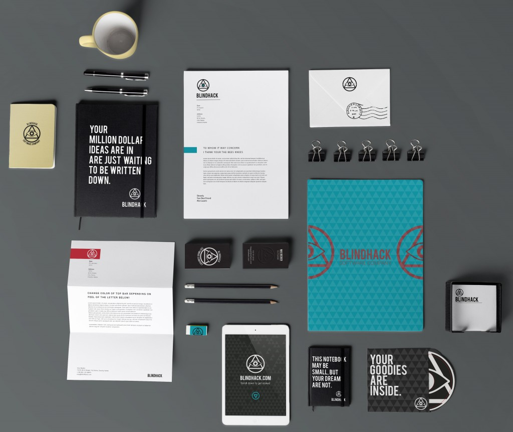 Branding Kits 187 Every Man Alone Productions 187 Design