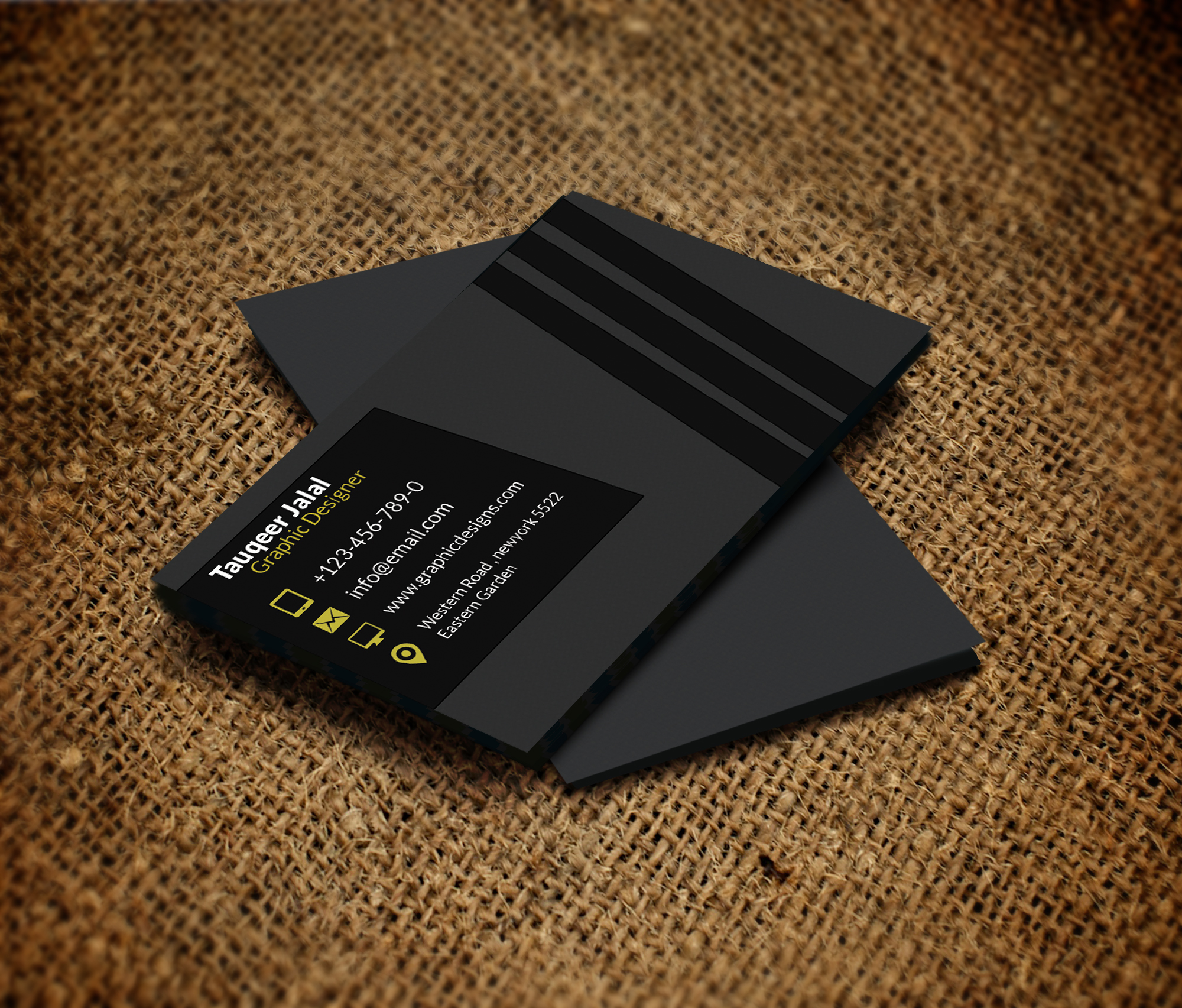 Modern Top 10 Business Card Designs Picture Collection - Business ...
